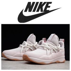Nike city loop particle rose pink running shoes